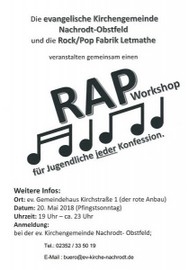RAP_EV-Kirche_Meets_Rock/Pop Fabrik Letmathe